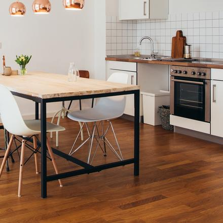 best choice for kitchen flooring kitchen flooring the best choices earth 1st flooring 7648