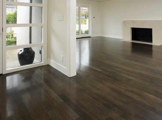 White Oak Dark Stain Earth 1st Flooring