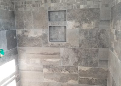 Custom Tiled Shower Deerfield