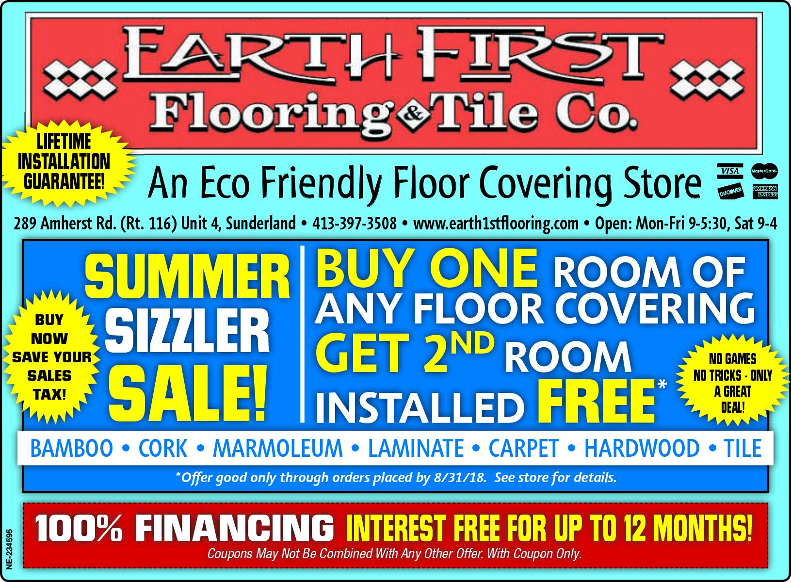 Specials - Earth 1st Flooring