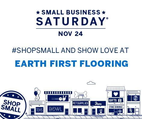 Shop Small Business Saturday November 24!