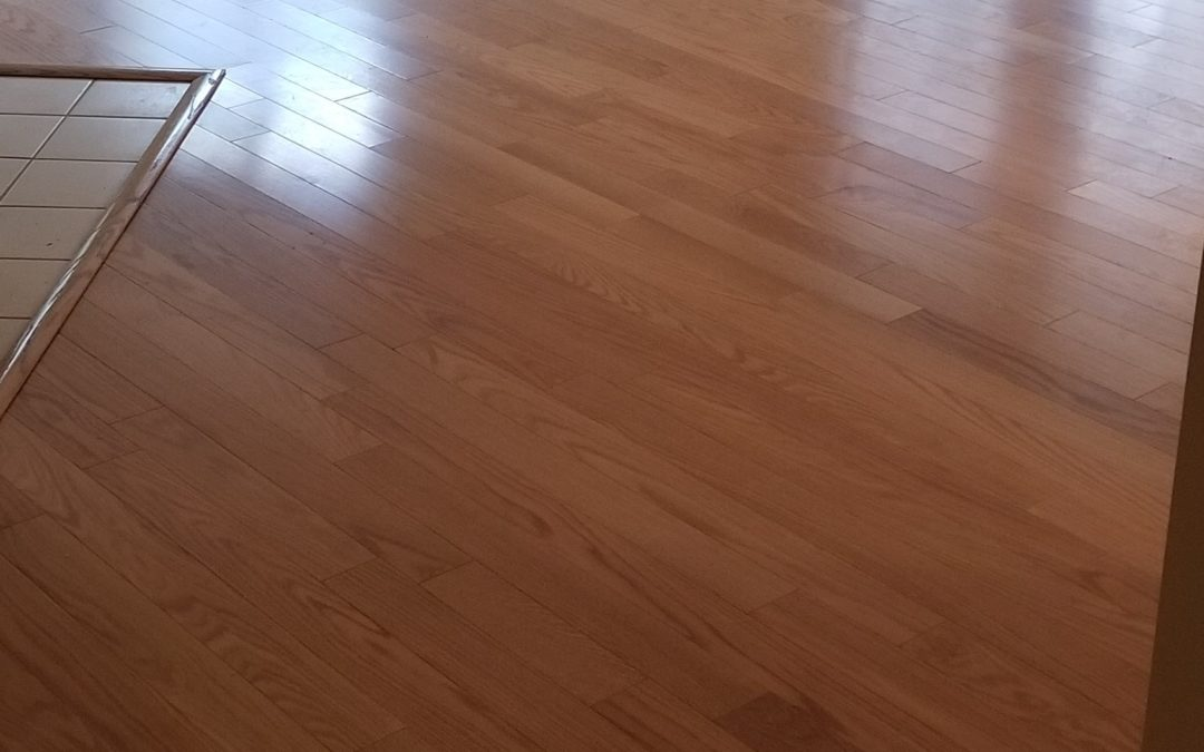 Spring Sale on Pre-finished Hardwood Flooring from $3.99 SF
