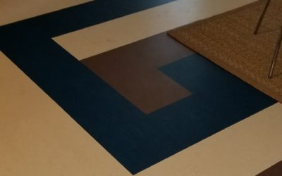 Marmoleum Custom Flooring Designs