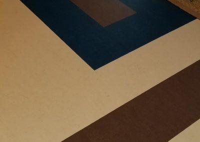 Marmoleum click installation