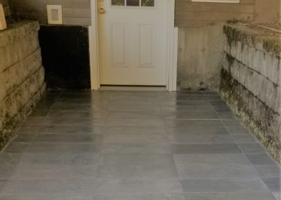 outdoor entry tile